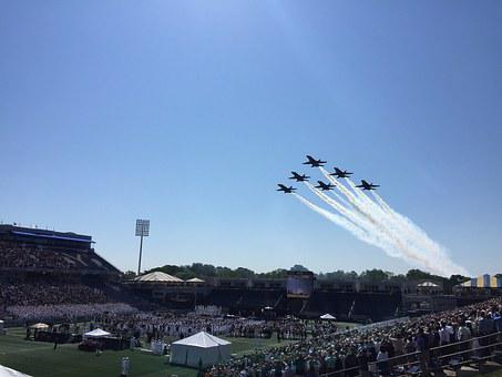 Navy, Blue Angels, Military, Jet, Airplane, Airshow