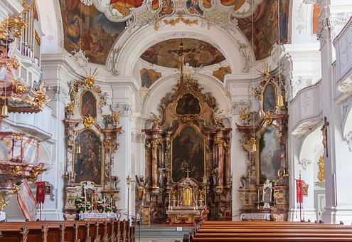 Lindau, Münster, Lake Constance