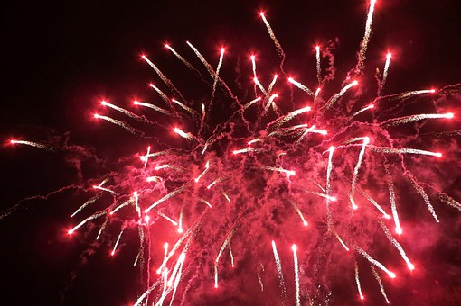 Fireworks, Celebration, New Year's Eve, Pyrotechnics