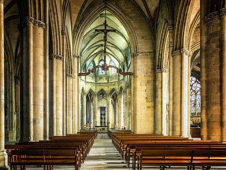 Religion, Church, God, Cathedral, Faith, Catholic, Pray