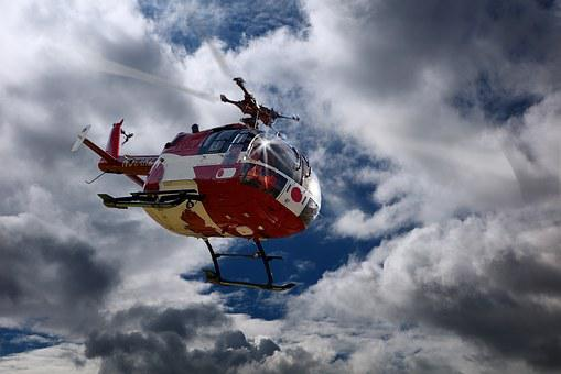 Rescue Helicopter, Doctor On Call, Air Rescue, Fly