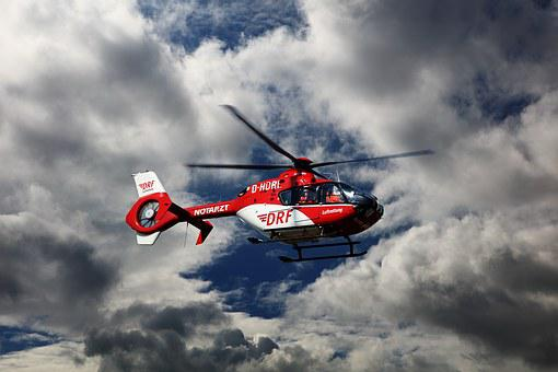 Rescue Helicopter, Doctor On Call, Air Rescue, Rescue