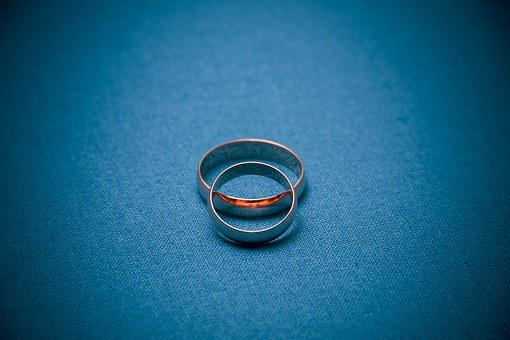 Wedding, Engagement, Rings, Happiness, Bride, The Groom