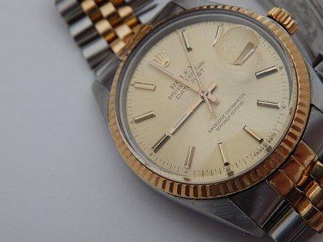 Rolex, Watch, Timepiece, Luxury, Expensive, Wristwatch