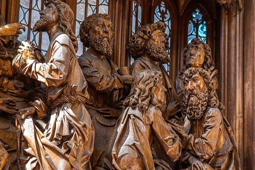 Rothenburg Of The Deaf, St Jacob, Riemenschneider