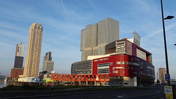 Theater Zuidplein, Wilhelmina Pier, Rotterdam South