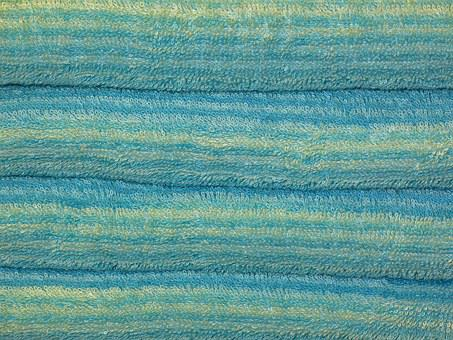 Terry, Towels, Color, Terry Cloth Fabric, Bath Towel