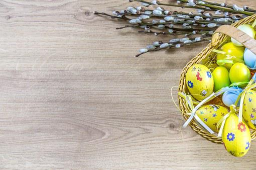Eggs, The Basis Of, Easter Symbol, Ornaments