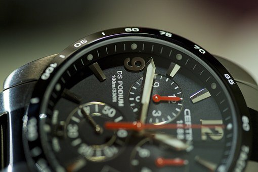 Watch, Time, Clock, Brand, Business, Time Clock, Hour