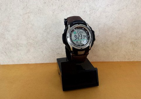 Sport Watch, Time, Clock, Run, Stopwatch, Fitness