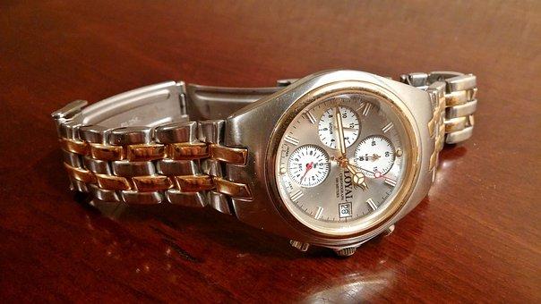 Watch, Dress Watch, Wrist Watch, Wristwatch, Gents