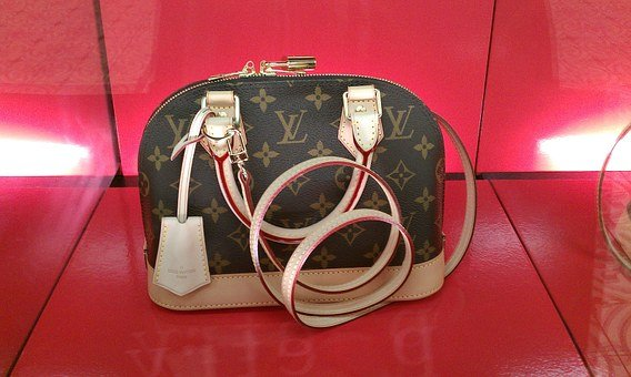 Bag, Louis Vuitton, Brown, Beige, Noble, Expensive
