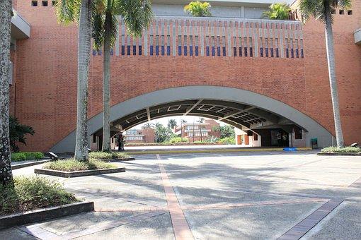 Cali, Colombia, Campus, College, Javeriana, Uao