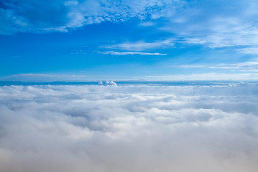 Sky, Cloud, Azure, Image View, Light, Sun, Geography