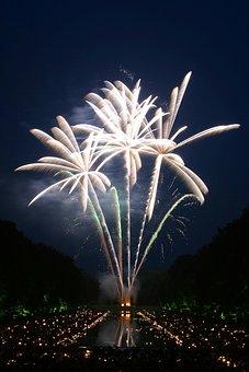 Bright, Celebration, Colour, Evening, Explosion