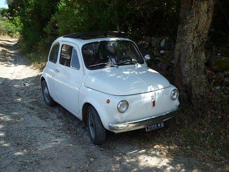 Fiat 500, Oldtimer, Cinquecento, Automotive, Fiat, Auto
