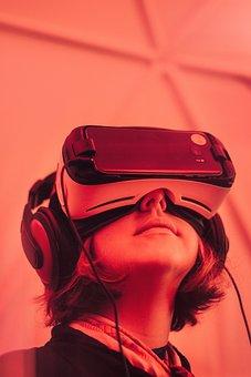 Fun, Gadgets, Girl, Hair, Model, Technology