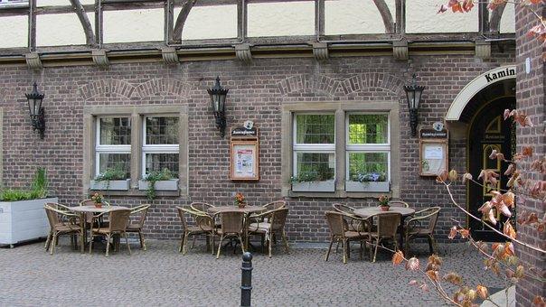 Moated Castle, Witt Rings, Gladbeck