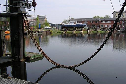 Bootshebeanlage, Hamburg