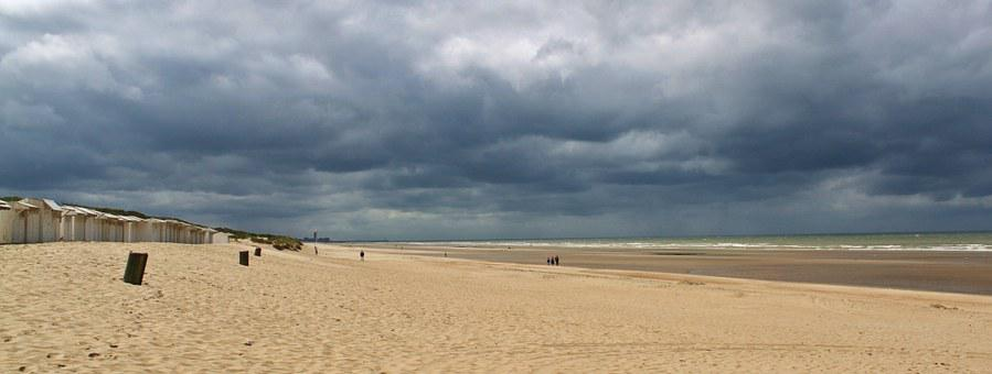 Beach, Coast, Sea, Sand Beach, Lonely, Loneliness
