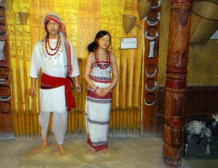Tribe, Meitei, Manipuri, Manipur, Ethnic, Model