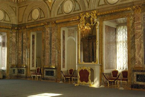 Interior, Museum Of The Marble Palace, Marble Hall
