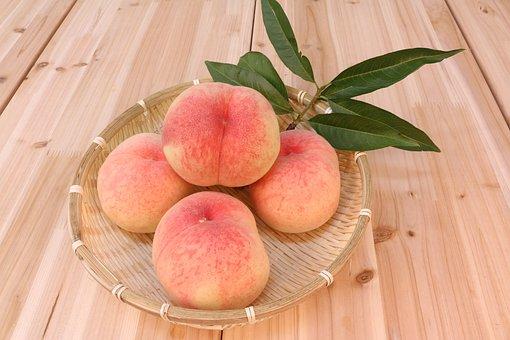 Peach, The Ecliptic, Peach Hat Sale, Korea Peach