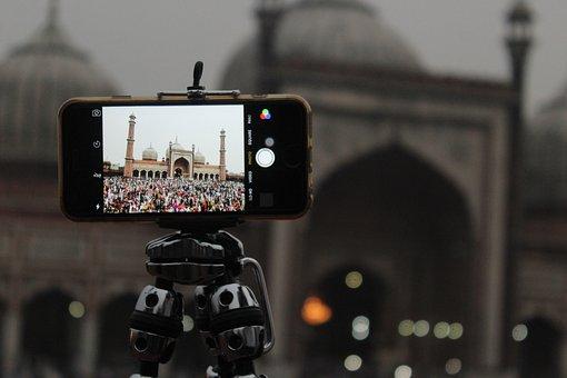 Photo Camera, Smartphone, Phone, Camera, Picture