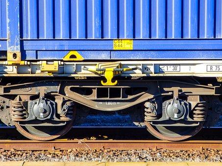Rail, Train, Transport, Wheel, Metal, Tracks, Rails