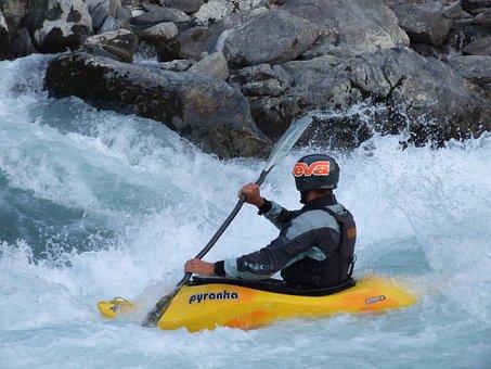 Rapid, Water, Fall, River, Wild, White, Splash, Gushing