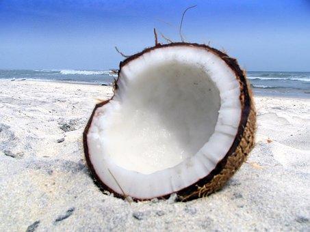 Coco, Beach, Sand