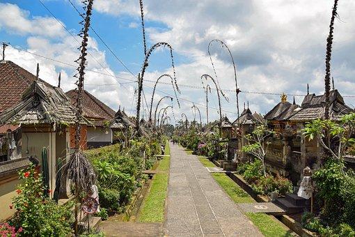 Bali, Indonesia, Travel, Village, Penglipuran