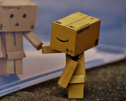 Danbo, Fig, Separated, Miss, Disc, Sad, Longing, Cute