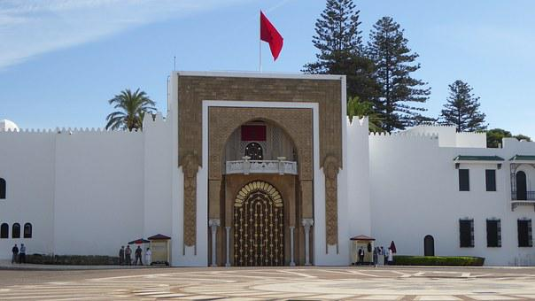 Tetouan, Morocco, Royal Palace