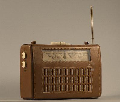 Radio, Technique, Apparatus, Antique, Transistor