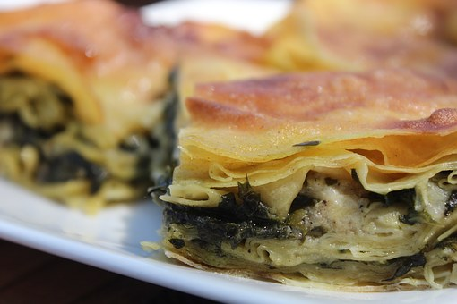Turkish Food, Börek, Food, Food From Turkey, Su Börek
