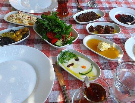 Food, Meal, Breakfast, Turkish
