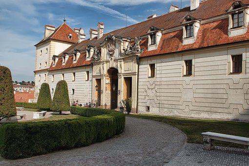 Valtice, Czech Republic, Castle