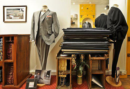 Costume, Shop, Fabric, Garment, Store