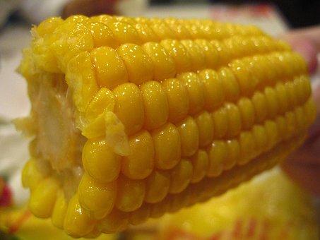 Corn, Food, Kfc Corn, Yellow