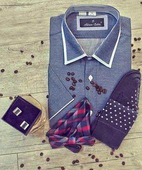 Shirt, Male, Adrianocalitri, Man, Photo, Fashion