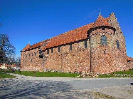 Castle, Medieval, Nyborg Castle, Heritage