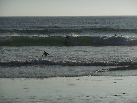 Surf, Algarve, Arrifana, Sport, Sea, Holiday