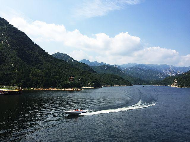 Qinglong, Conciliation, Beijing, Mountain, Water, Lake