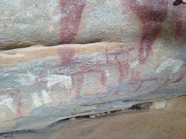 Laas Geel, Cave, Prehistoric, Somaliland, Africa