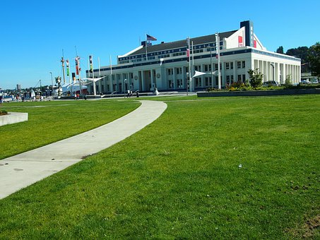 Mohai, Lake Union Park, Seattle, Architecture, Landmark