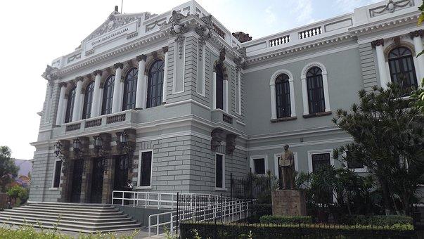 Auditorium, University Of Guadalajara, Buildings