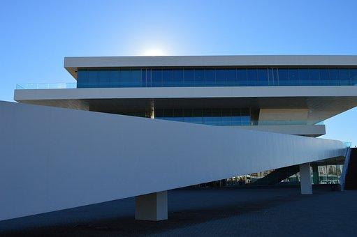 Valencia, Buildings, Architecture, Port
