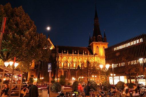 Place De La Cathédrale, Cathedral, Liege, Liège