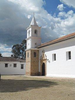 Convent, Villa De Leyva, Colombia